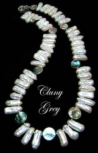 abalone pearl jewelry